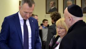 Susitikimas su ambasadoriumi Dariumi Degučiu